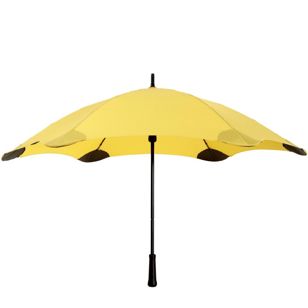 Зонт-трость Blunt Classic желтый