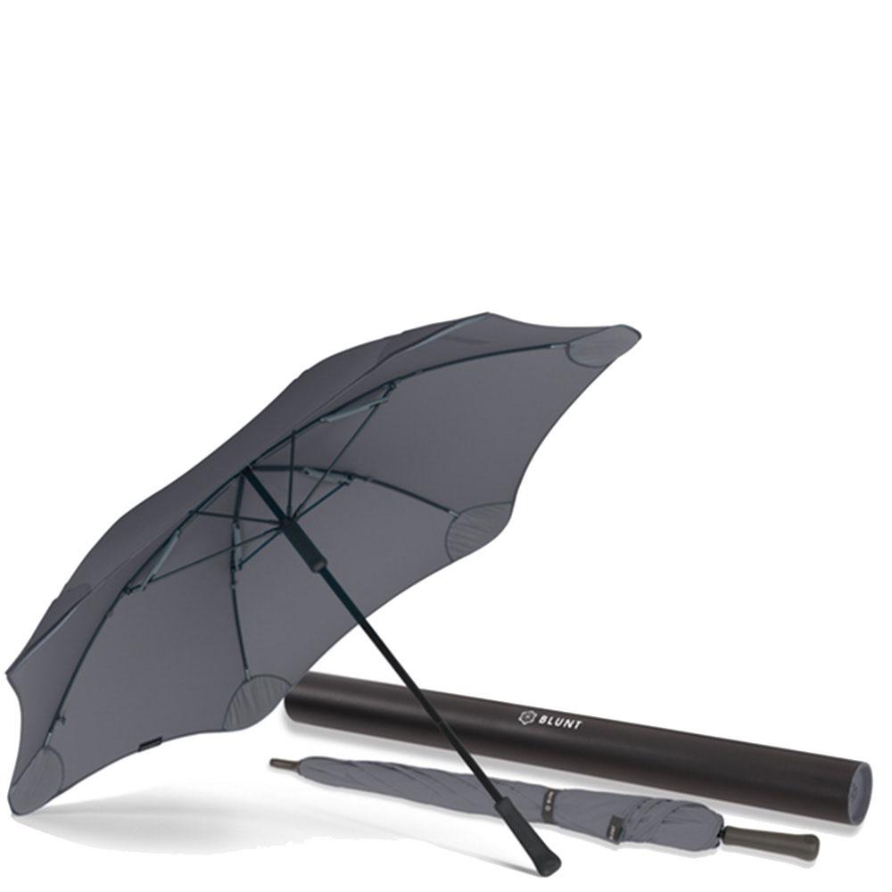 Зонт-трость Blunt XL темно-серый
