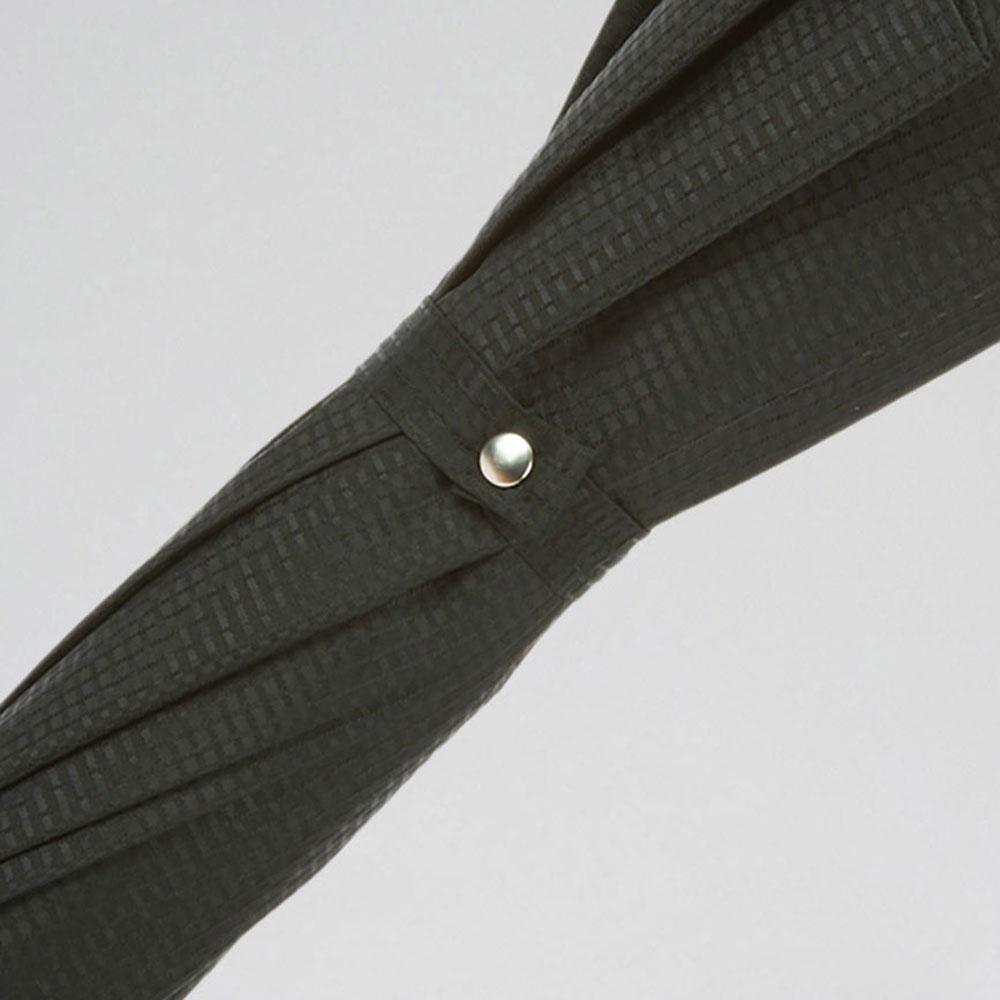 Черный зонт-трость Pasotti с ручкой в виде лапы с шаром