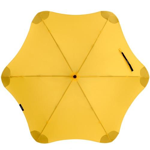Зонт-трость Blunt Classic желтый, фото
