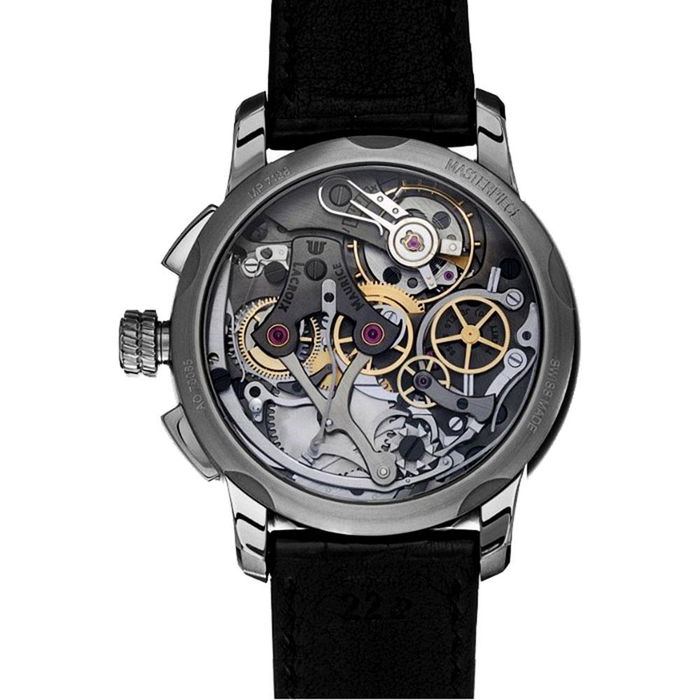 Часы Maurice Lacroix Le Chronographe MP7128-SS001-320