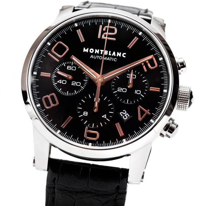 Часы Montblanc TimeWalker 101548
