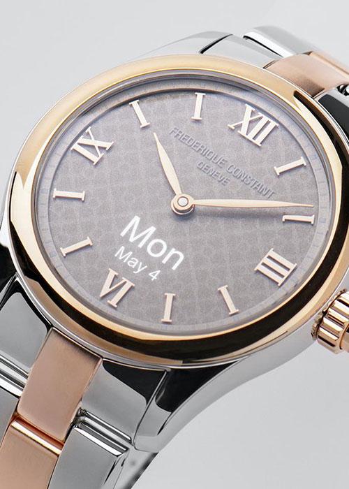 Часы Frederique Constant Smartwatch Vitality FC-286BG3B2B, фото