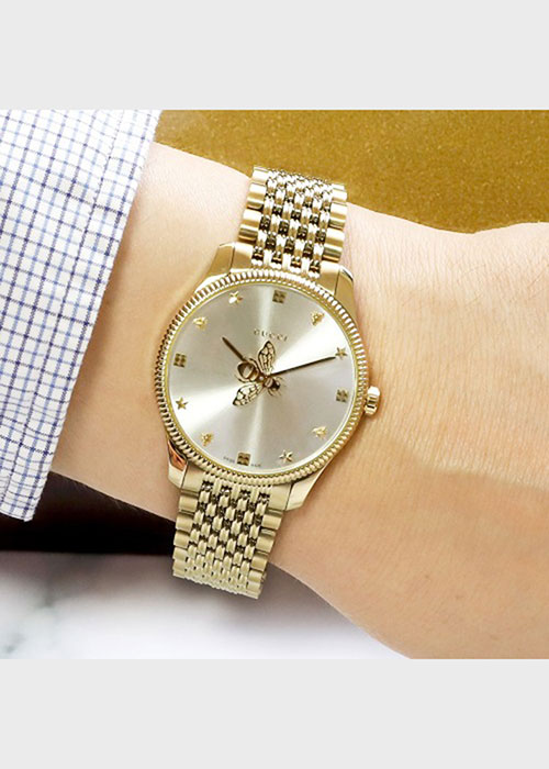 Часы Gucci G-Timeless YA1264155, фото