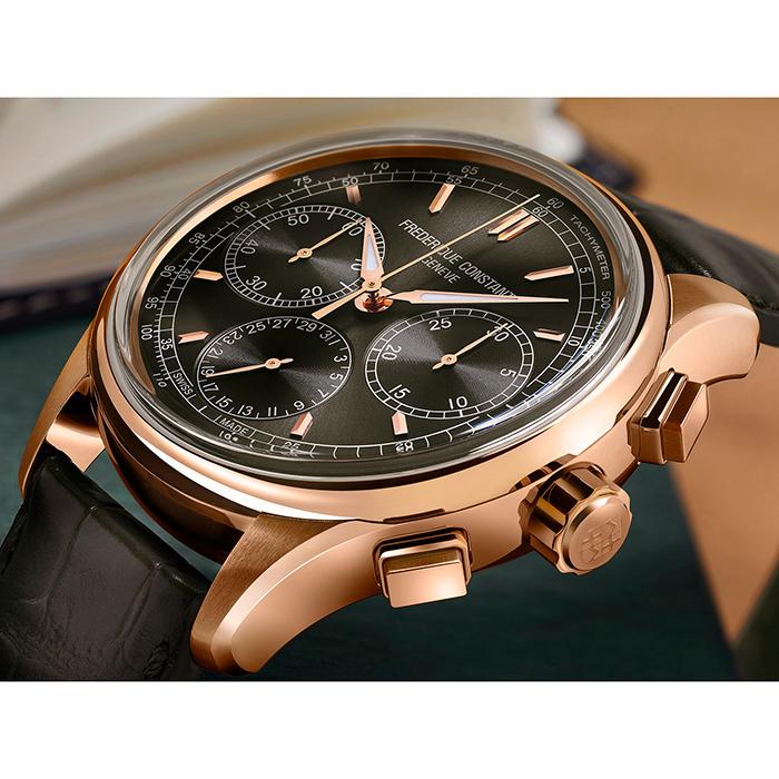 Часы Frederique Constant Flyback Chronograph FC-760DG4H4