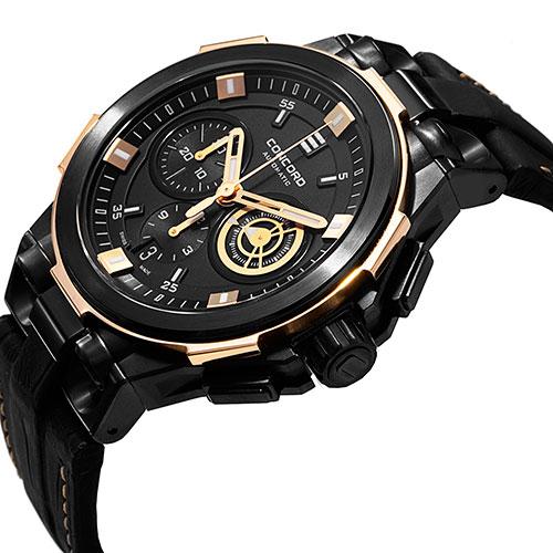 Часы Concord C2 Chronograph 0320189, фото