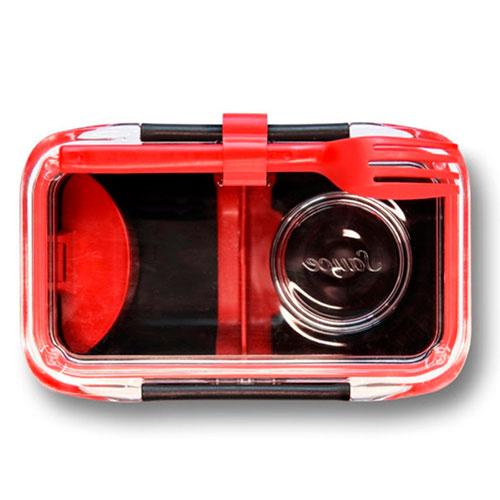 Ланч-бокс Black+Blum Bento Box прямоугольный , фото