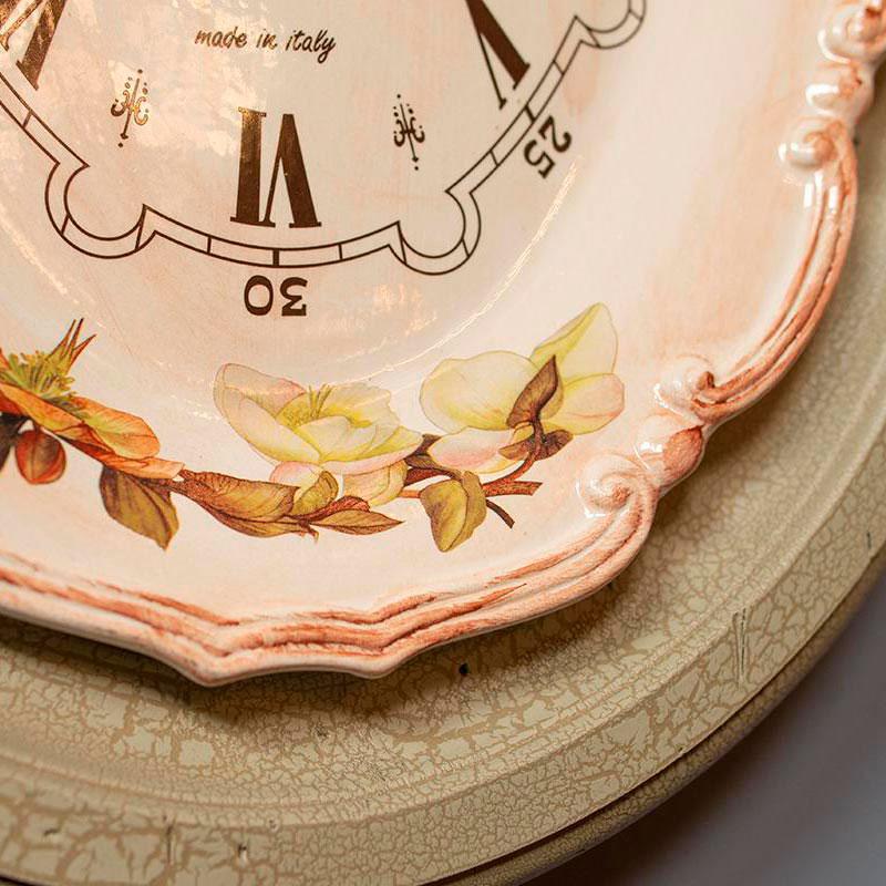 Часы Capanni с керамическим циферблатом