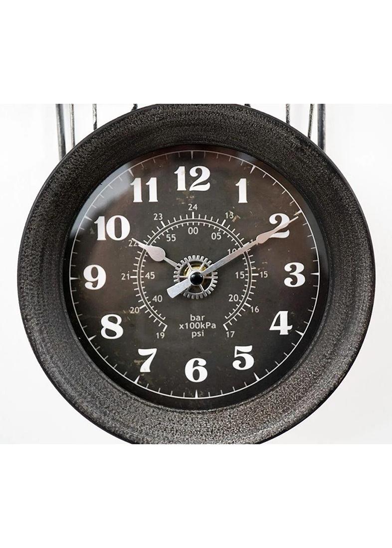 Настенные часы Loft Clocks & Co Jacques в виде воздушного шара