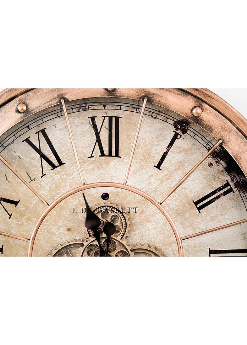 Часы большого размера Kensington Station Antique Clocks Alford
