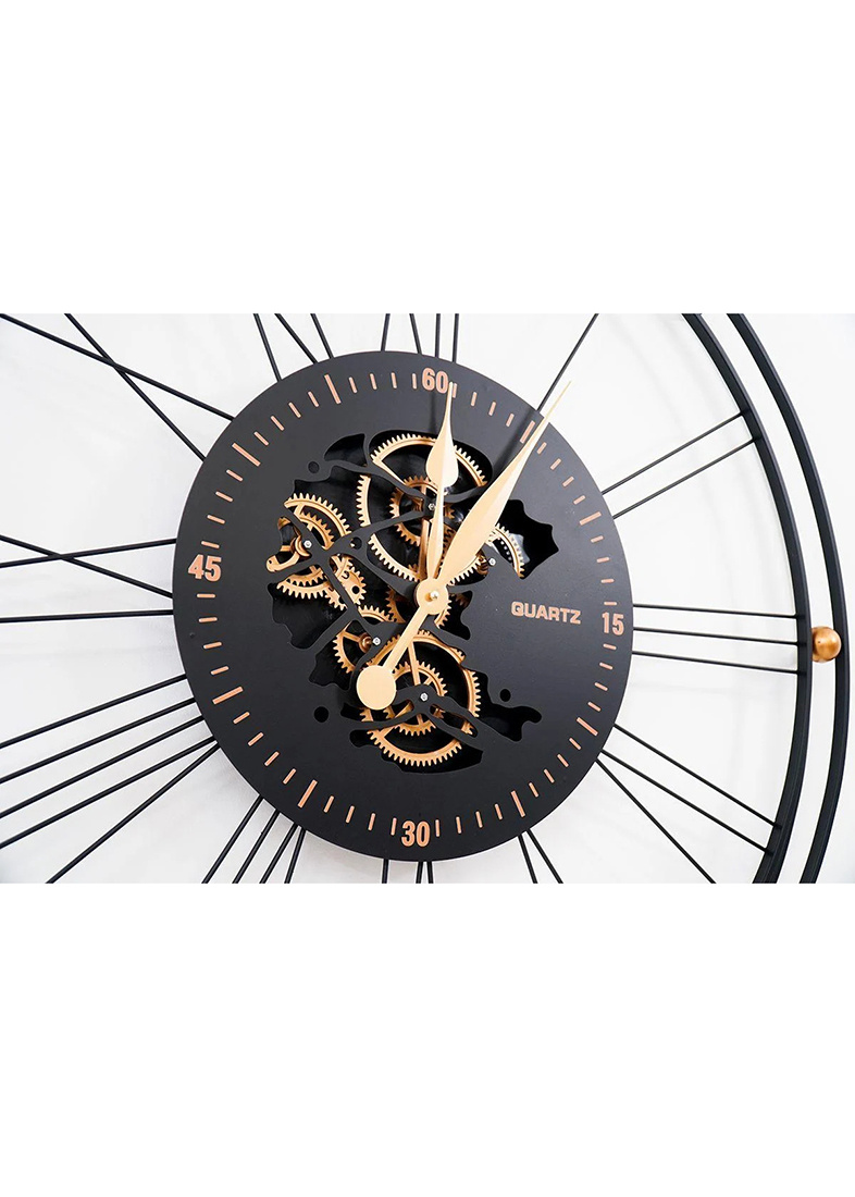 Настенные часы-скелетоны Skeleton Clocks Renske