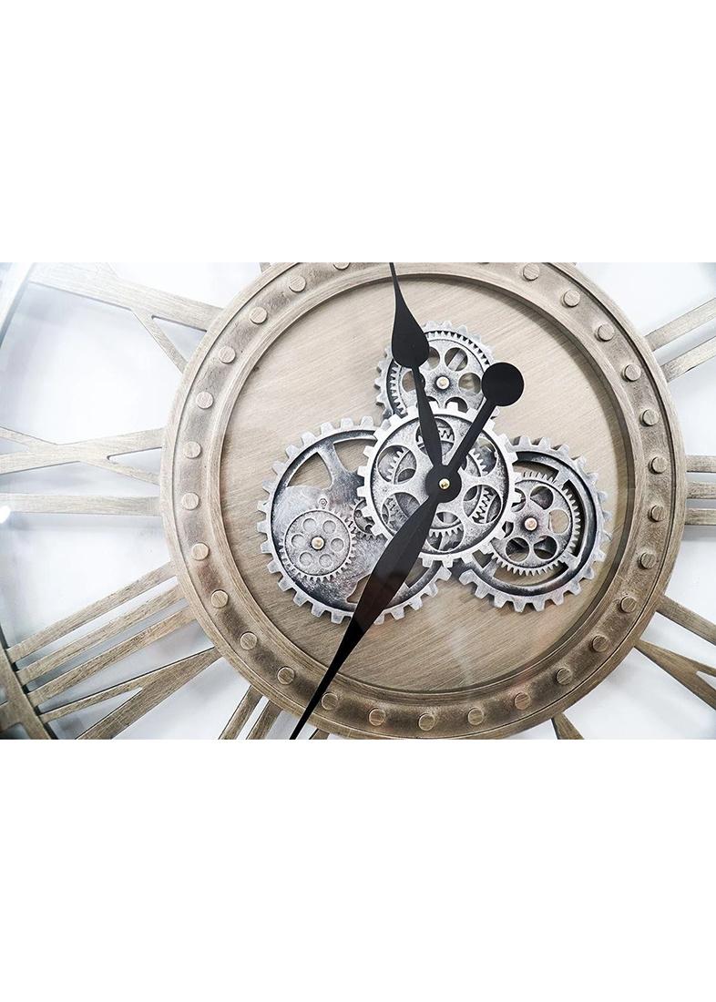 Часы настенные Skeleton Clocks Levi большие