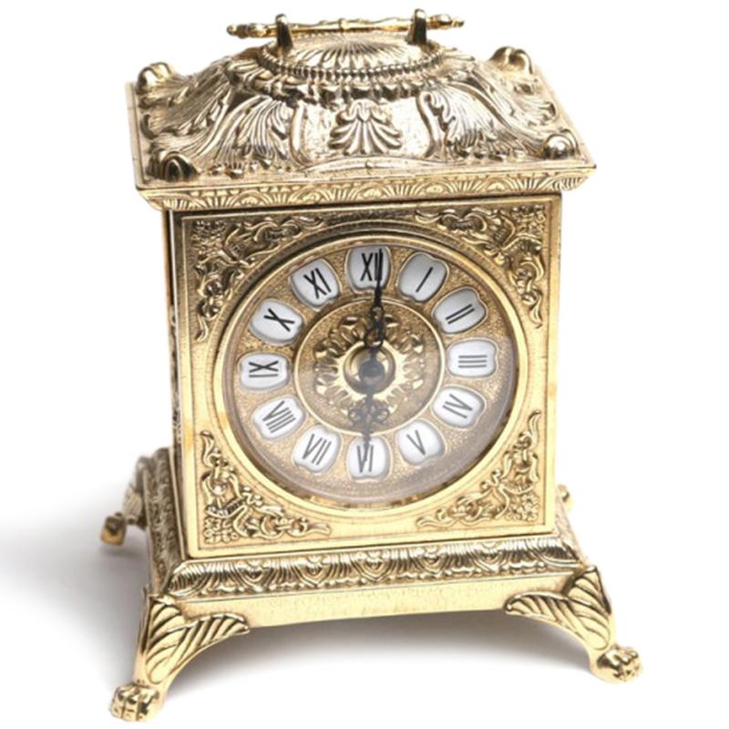 Часы каминные Alberti Livio на декоративных ножках