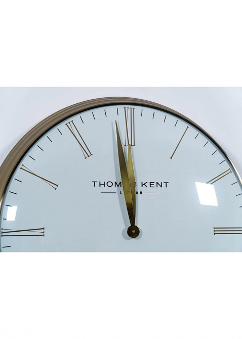 Большие настенные часы Thomas Kent Timekeeper, фото