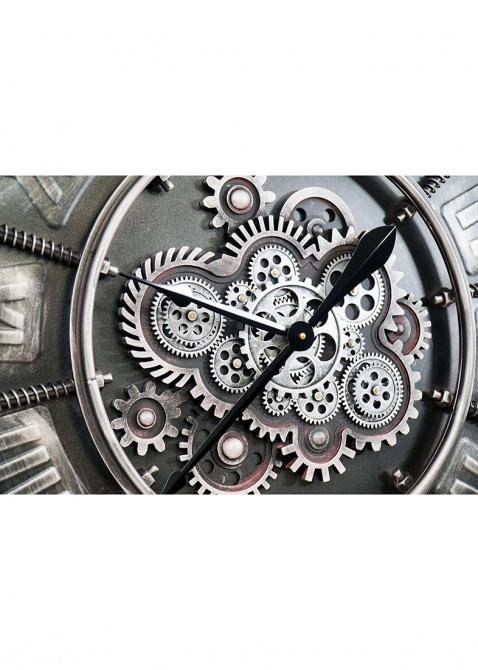 Часы настенные Skeleton Clocks Maaike с открытым механизмом, фото