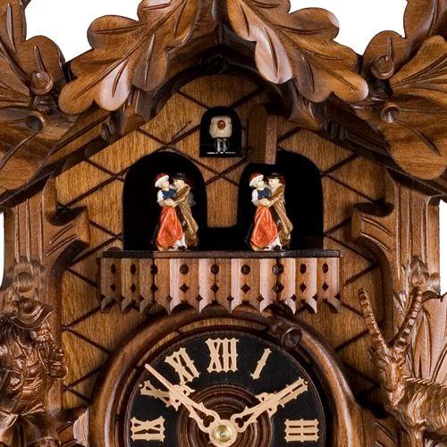 Настенные часы Hoenes с кукушкой 8682-5tnu, фото
