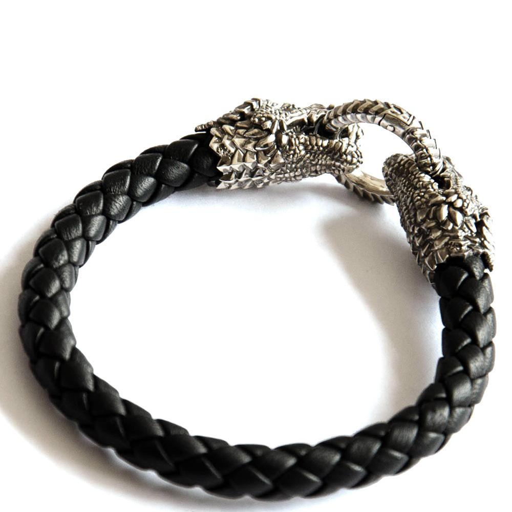 Браслет Totem Adventure Jewelry Dragon с застежкой-кольцом