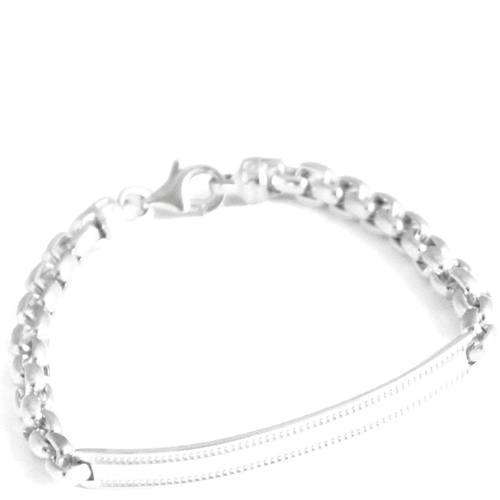 Тонкий браслет Totem Adventure Jewelry Chain Plate