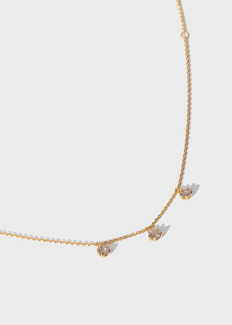 Позолоченный браслет P D Paola Electra Halley с подвесками в форме звезд