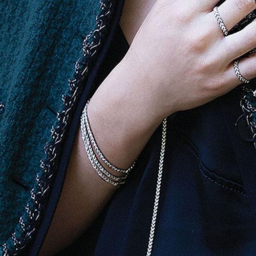 Браслет APM Monaco Glamour в форме сердца, фото