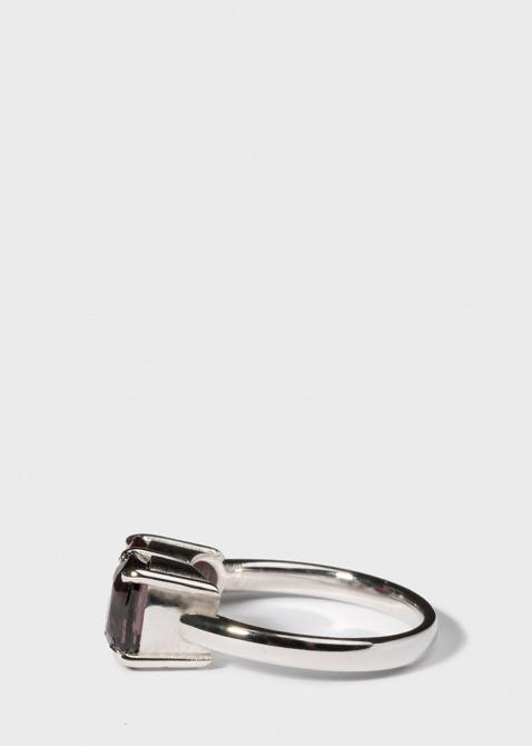 Коктейльное кольцо Gemmis с цветными шпинелями, фото