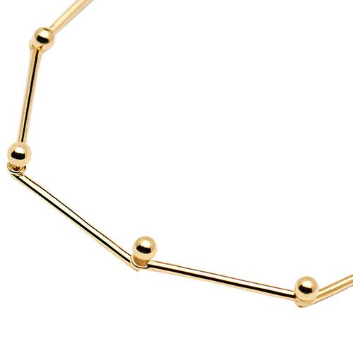 Серебряный браслет P D Paola L'Essentiel Aurora с позолотой, фото