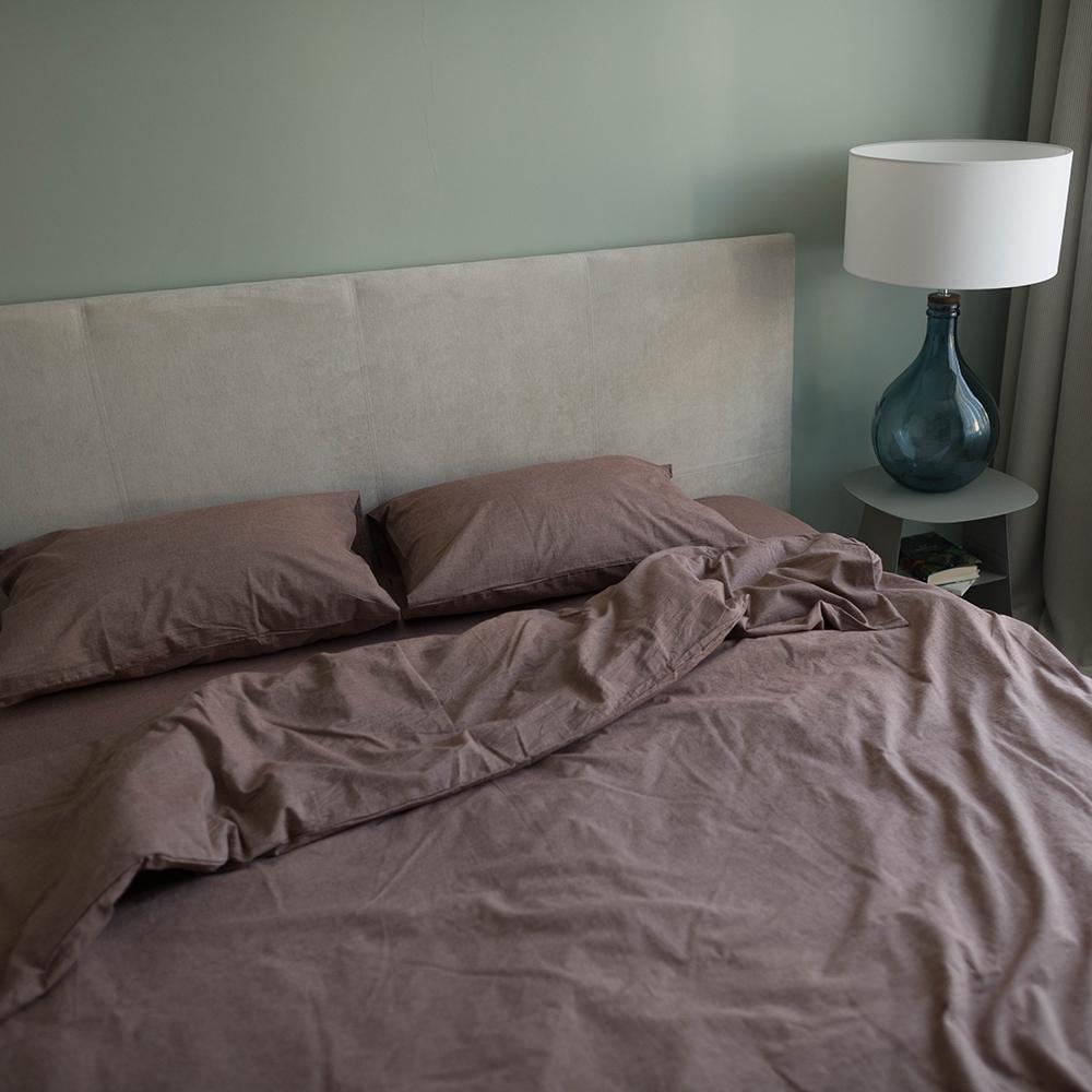 Двуспальный комплект постельного белья Home me Ароматное утро