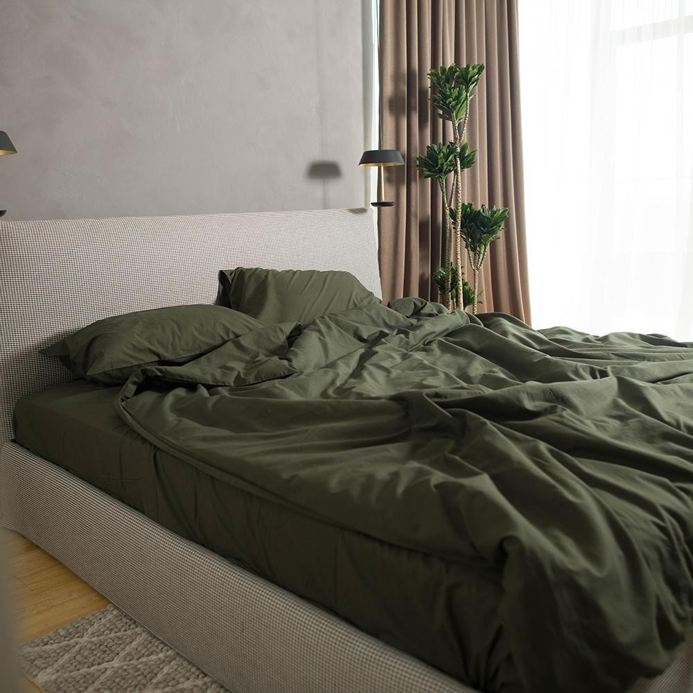 Семейный комплект постельного белья Home me Восточная сказка