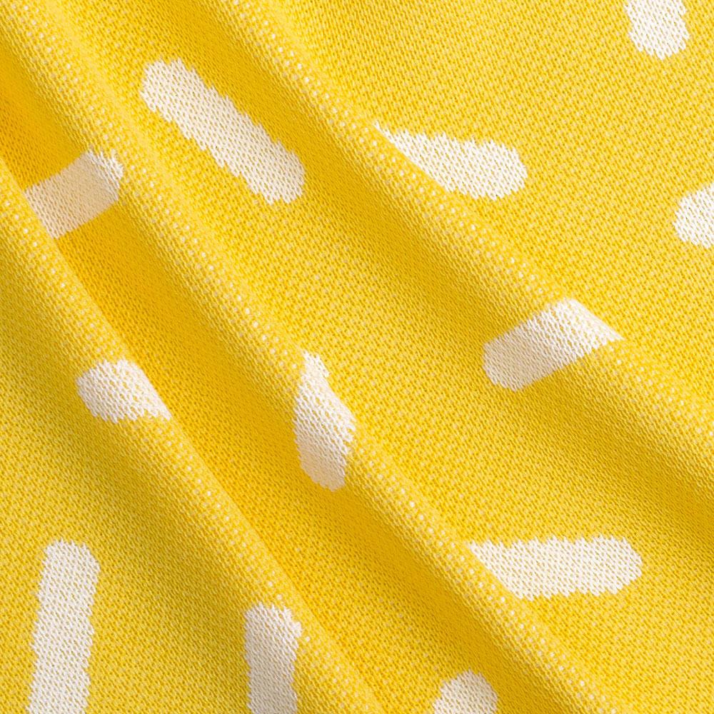 Плед Woolkrafts Knit Design Honey