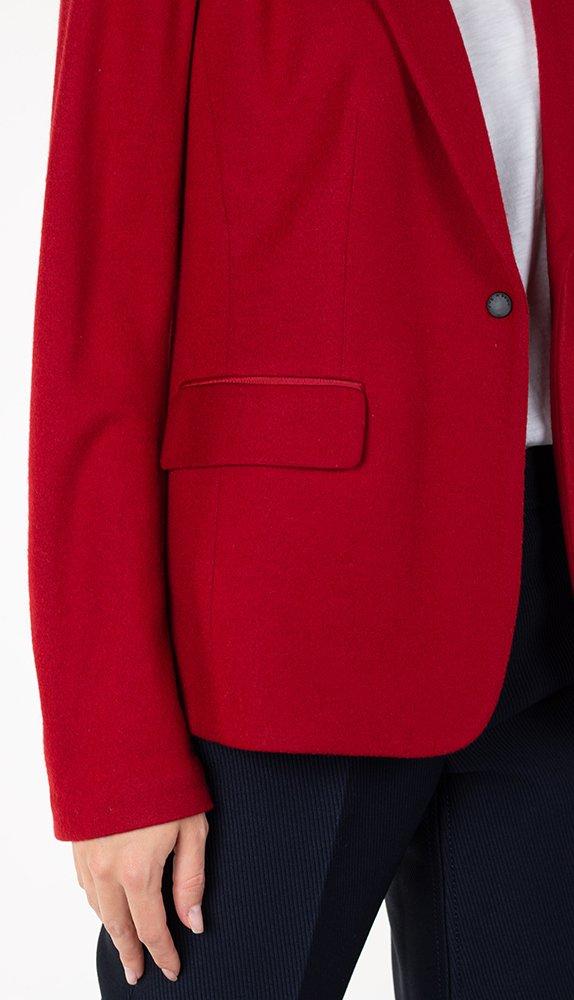 Шерстяной пиджак Rag & Bone на кнопке