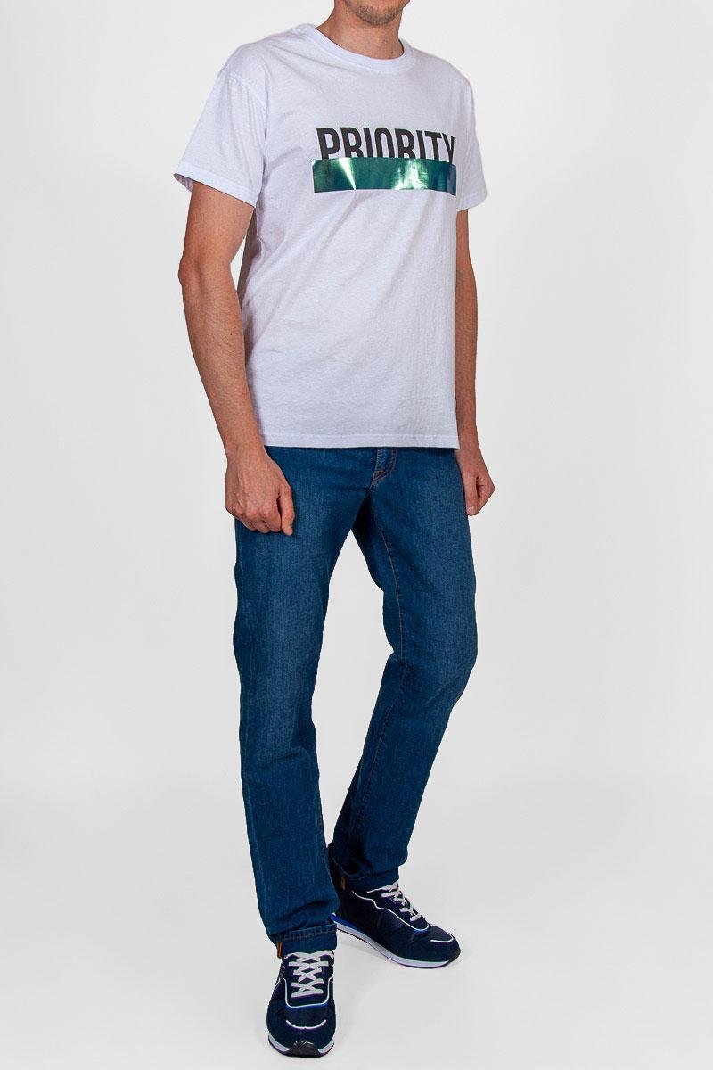 Джинсы Trussardi Jeans темно-синие