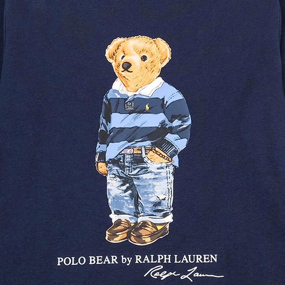 Свитшот для детей Polo Ralph Lauren с принтом