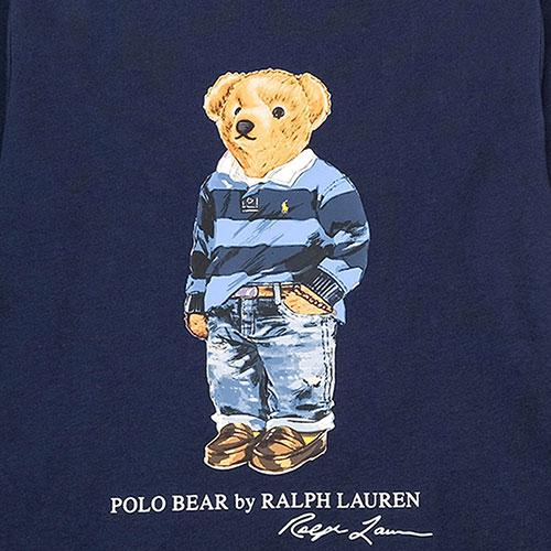 Свитшот для детей Polo Ralph Lauren с принтом, фото