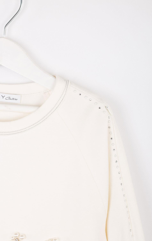 Белое платье Elsy для девочки