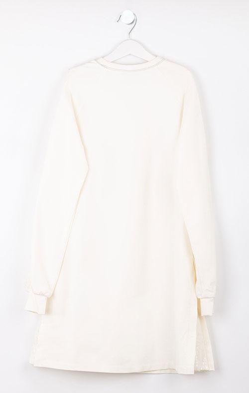 Белое платье Elsy для девочки, фото