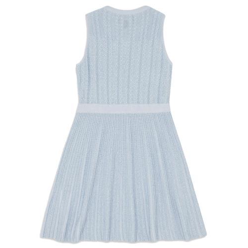 Платье Emporio Armani голубого цвета, фото
