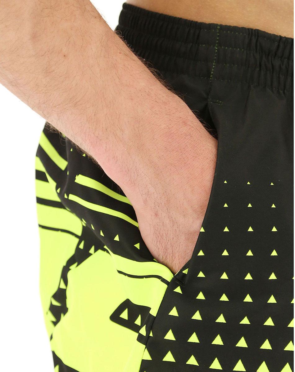 Пляжные шорты Dsquared2 с геометрическим принтом