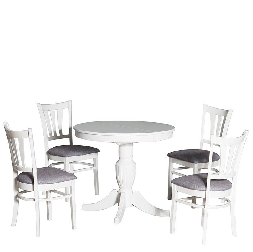 Стол обеденный PRESTOL Бланка раскладной