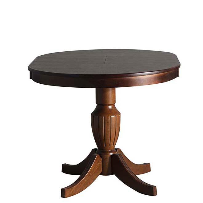 Стол PRESTOL Бланка обеденный раскладной круглый