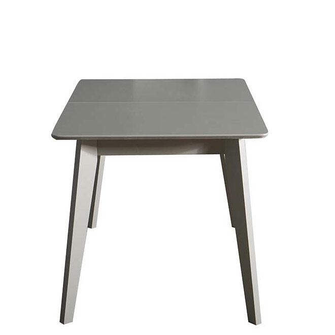 Раскладной стол PRESTOL Smart Милан серого цвета