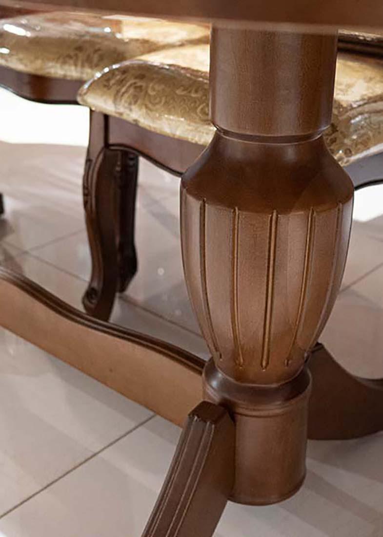 Стол обеденный PRESTOL Бланка из дерева