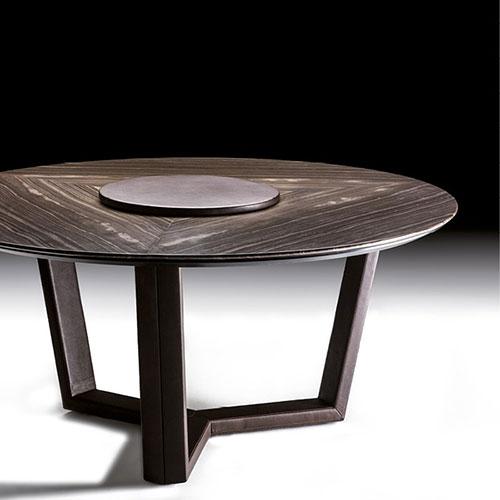 Обеденный стол Borzalino В140 круглой формы, фото