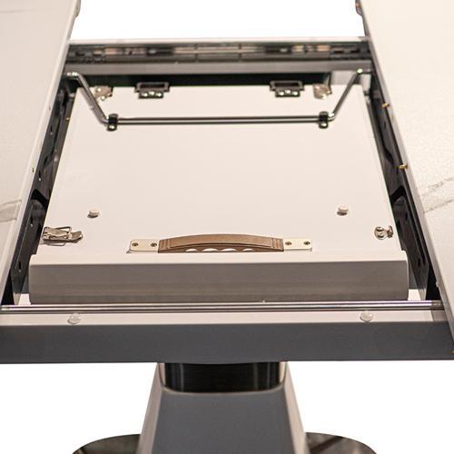 Стол PRESTOL Hi-tech Плаза обеденный, фото