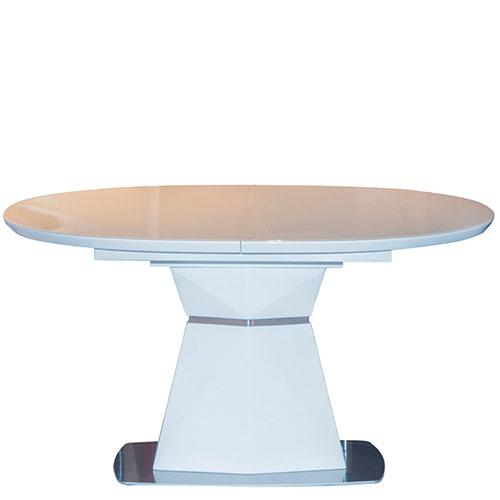 Стол PRESTOL Trend Даймонд белого цвета, фото