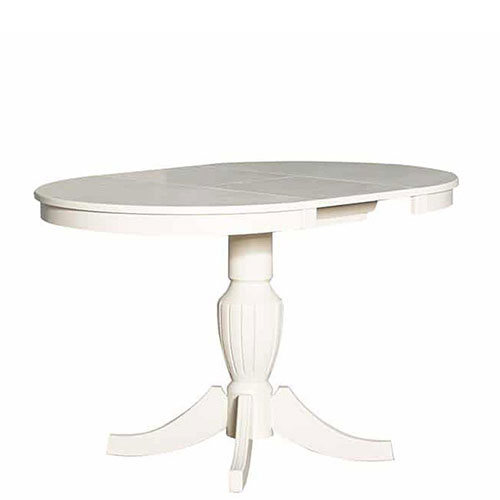 Раскладной стол PRESTOL Art Бланка оттенка айвори, фото