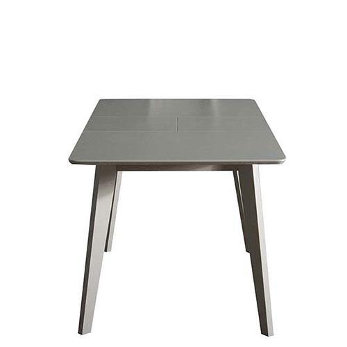 Раскладной стол PRESTOL Smart Милан серого цвета, фото