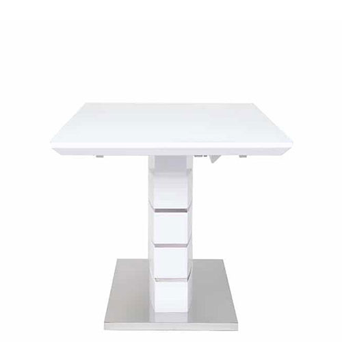 Раскладной стол PRESTOL Trend Скайлайн белого цвета, фото