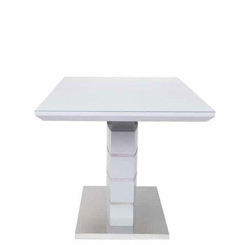 Стол PRESTOL Trend Скайлайн серого цвета 120/160x80x76 см, фото