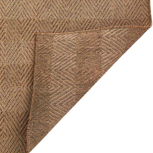 Ковер SL Carpet Cord с узором из ромбов 133x190см, фото