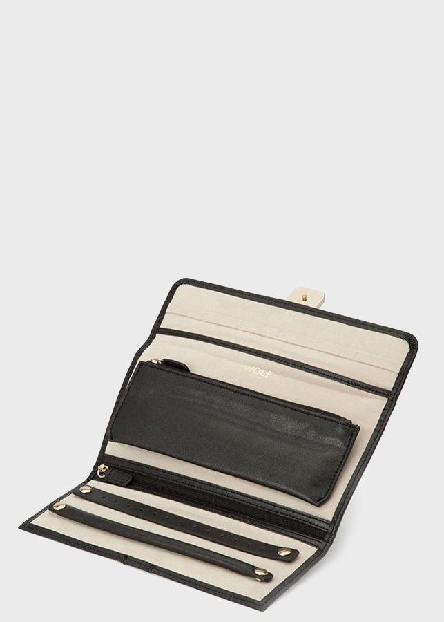 Футляр для украшений Wolf 1834 Palermo черного цвета